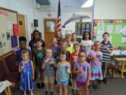 Month of the Military Child - GSES Active Duty Children